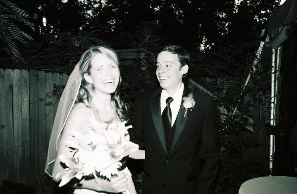 Wedding Day, September 22, 2007