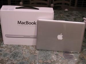 A new laptop!!!!!