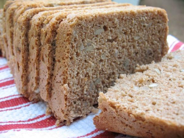 German Style Spelt Bread