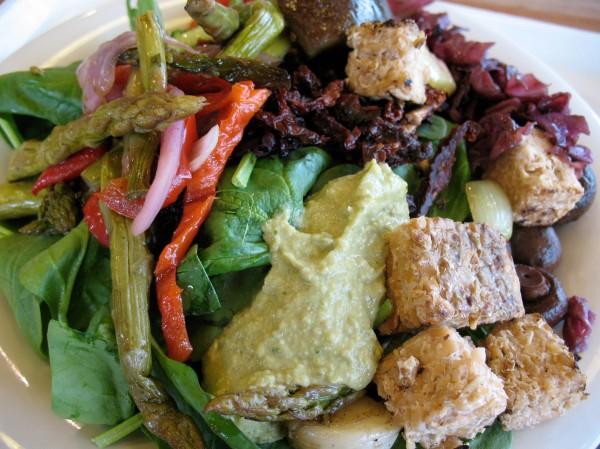 Salad bar extravaganza