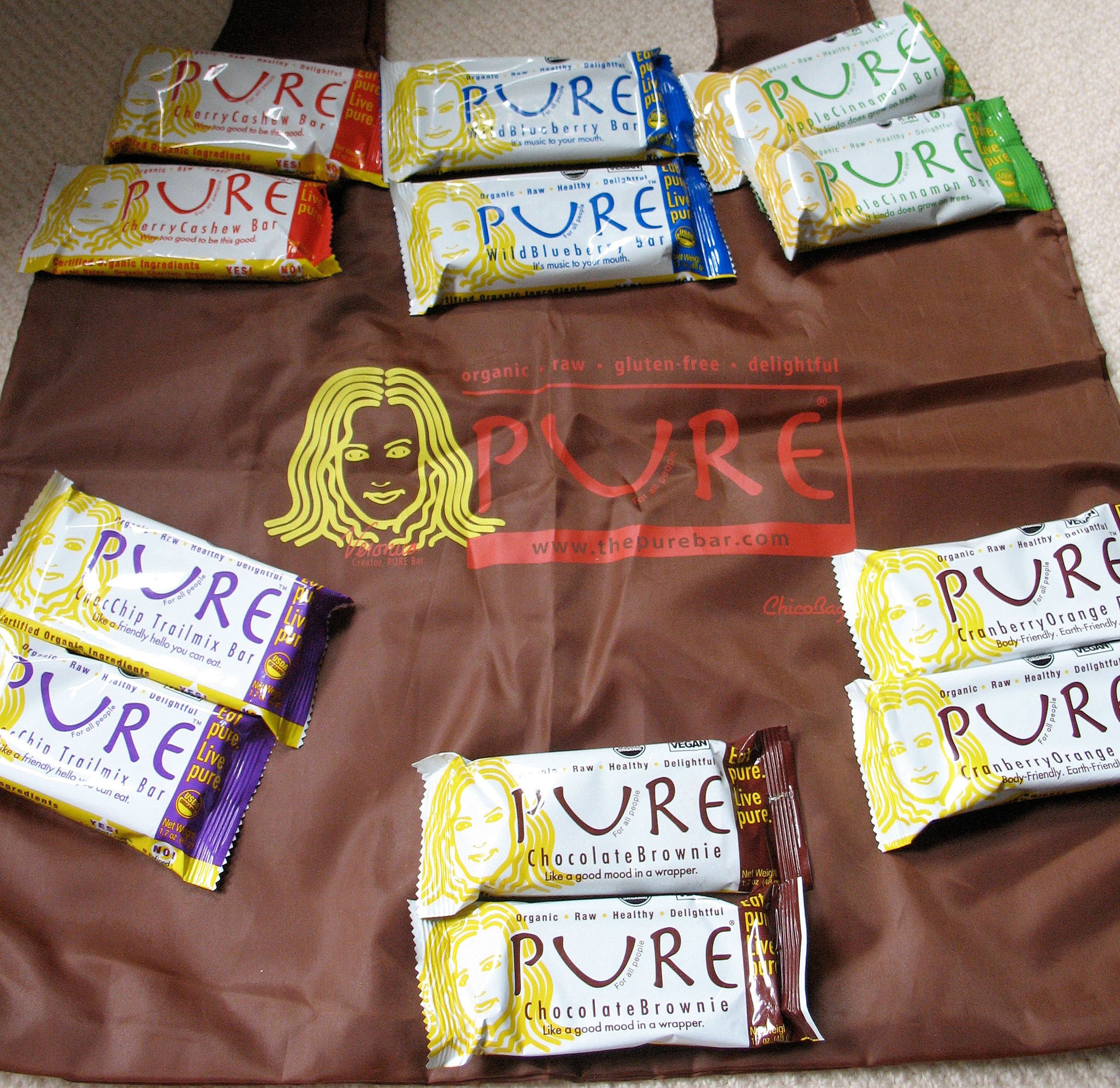 What is your favorite PURE bar flavor?