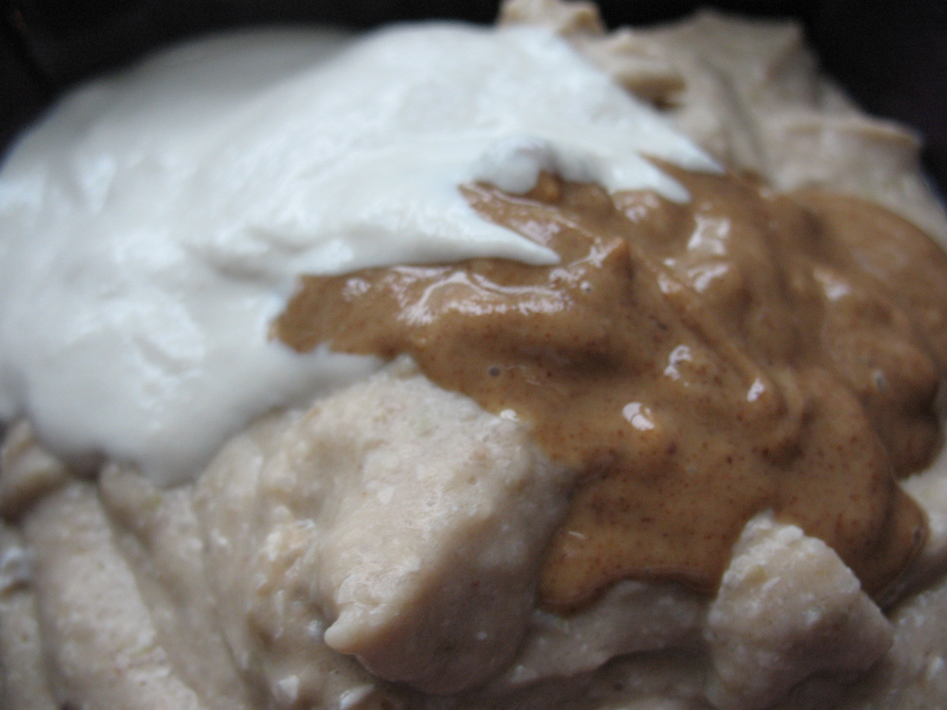 Cashew Cream Buckwheat