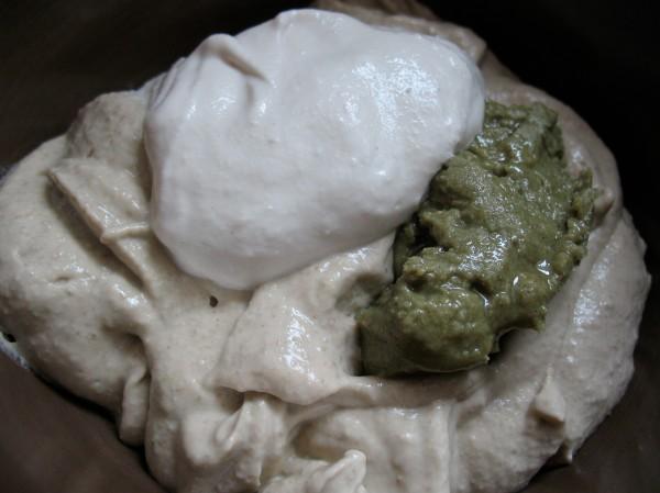 Raw Buckwheat Pudding