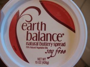 Soy Free Earth Balance