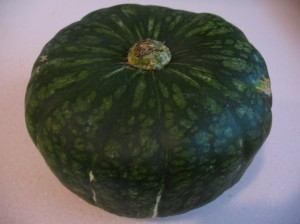 Kabocha, finally, we meet!
