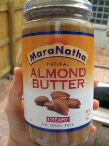 26 oz. of Maranatha Almond Butter for $6.25