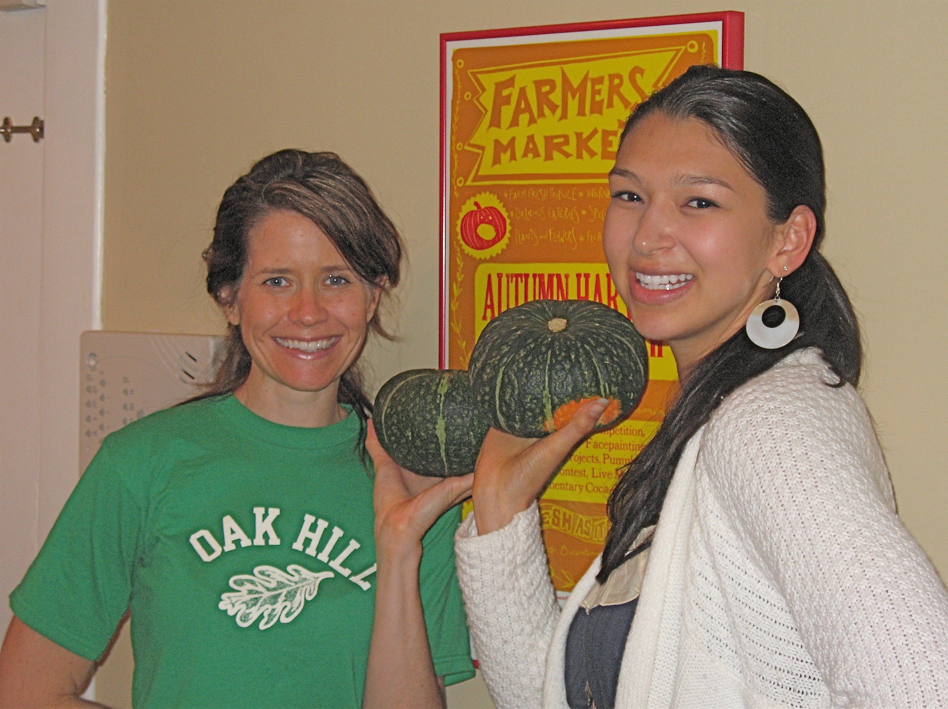 Spreading the kabocha love. :)