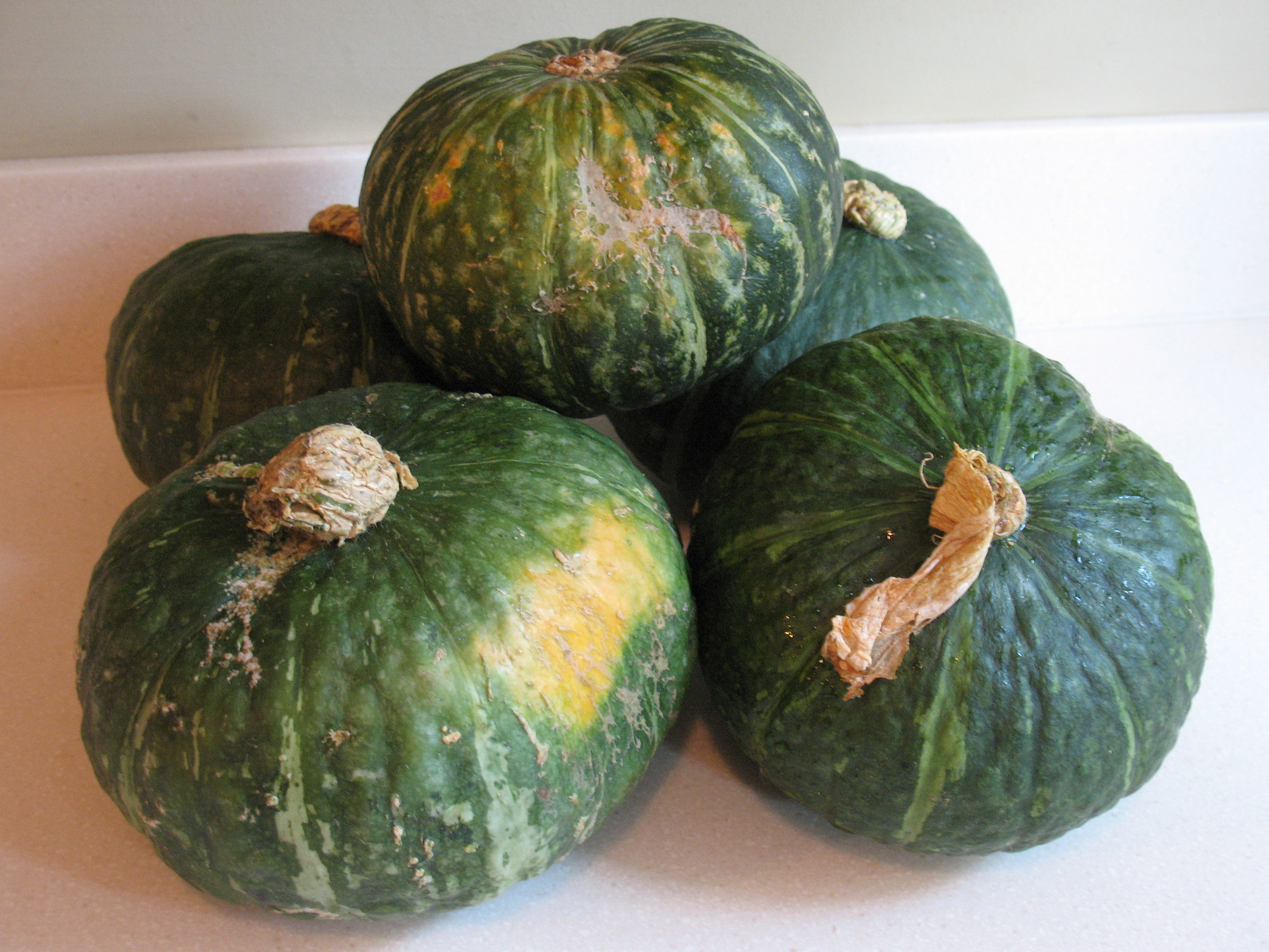 Once you go kabocha, you never go back.  Bye bye butternut!