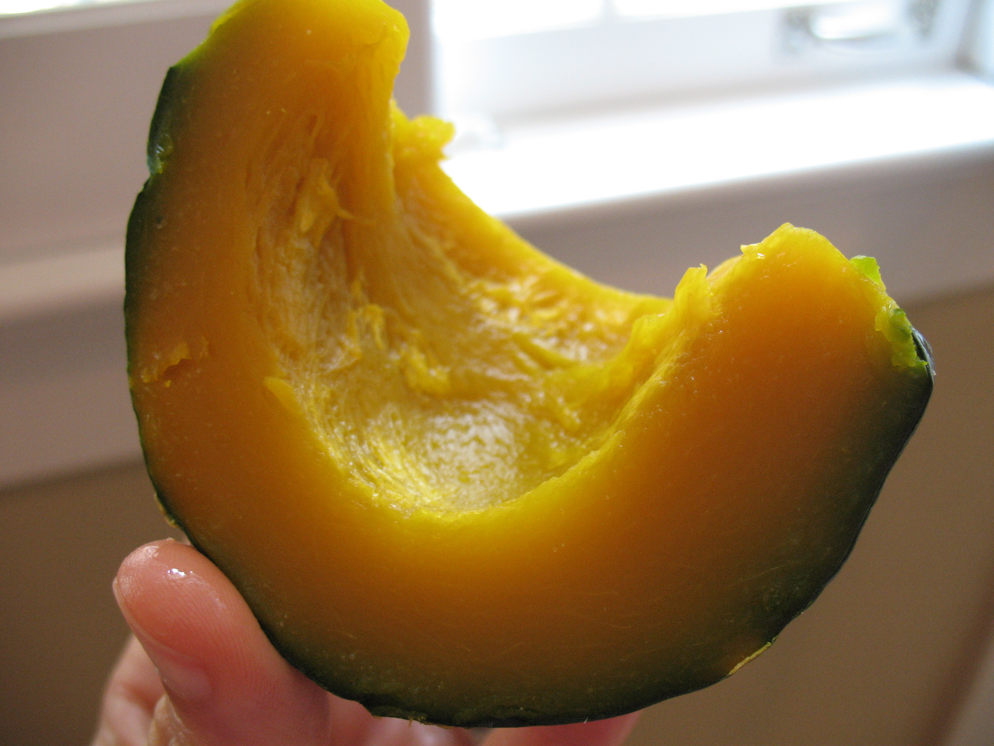 Kabocha - have you tried it yet? If not, get on that!