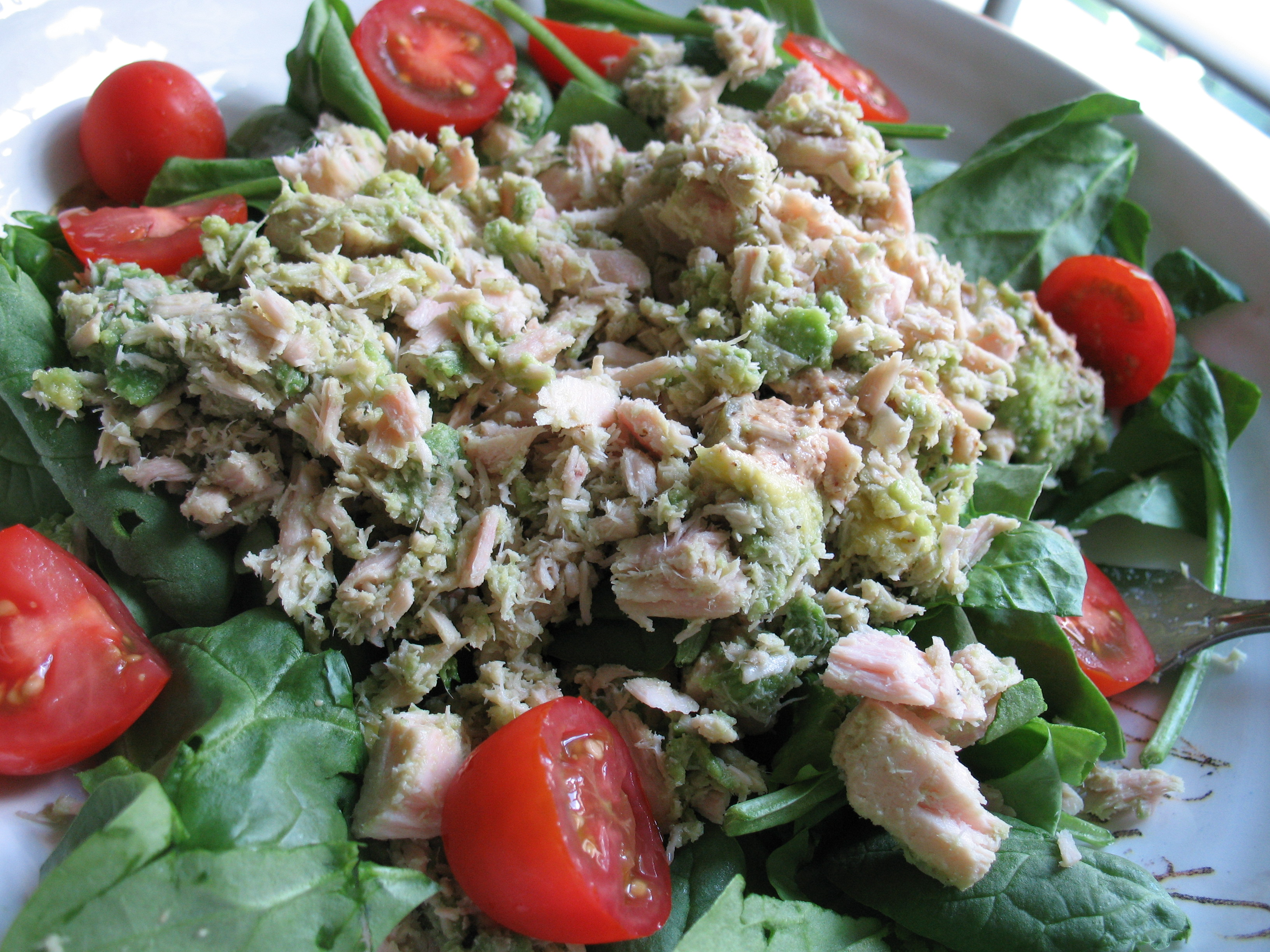 A Polly Salad