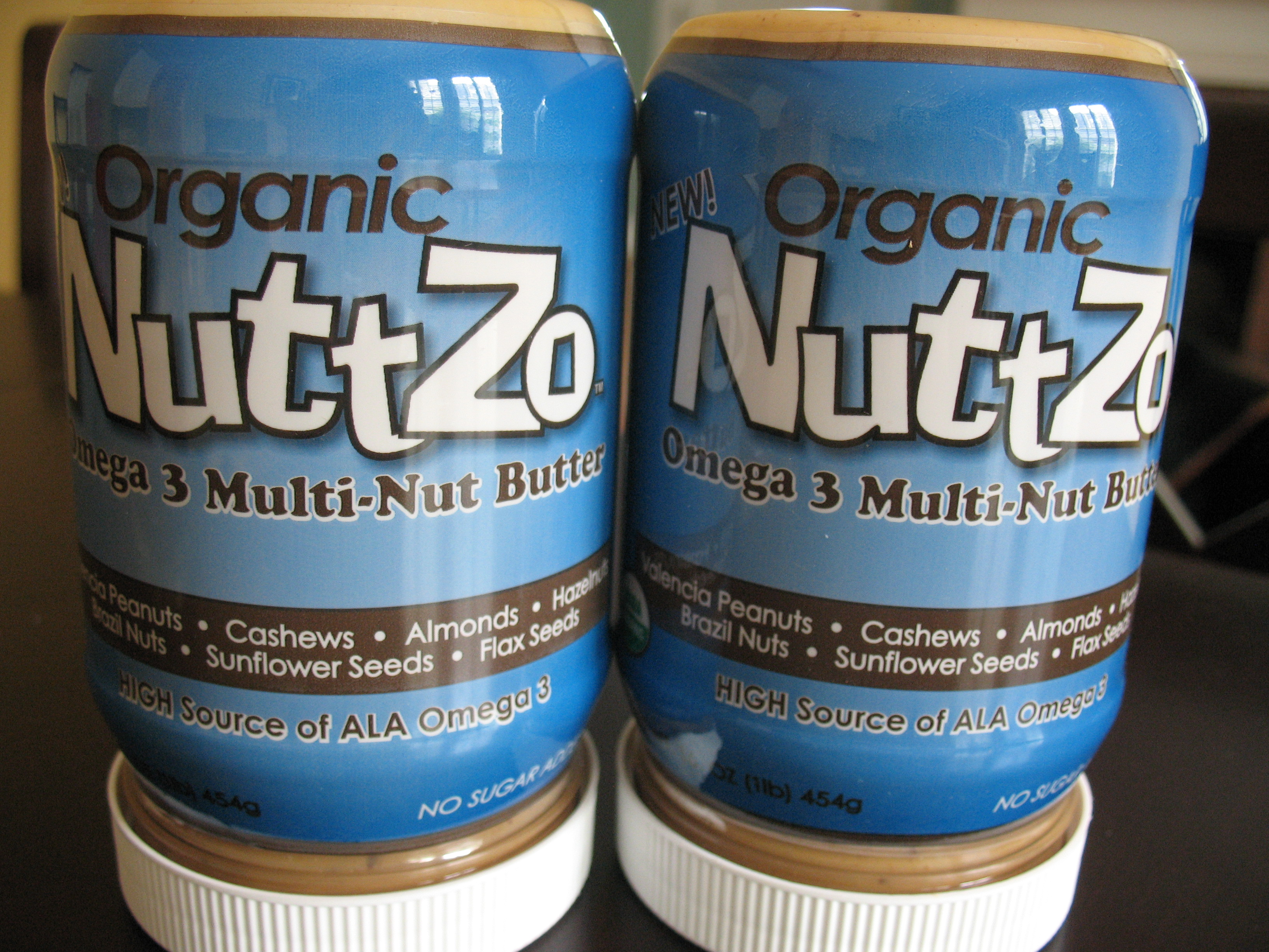 Nuttzo Omega-3 Multi Nut-Butter